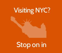 Visiting NYC? Stop on in